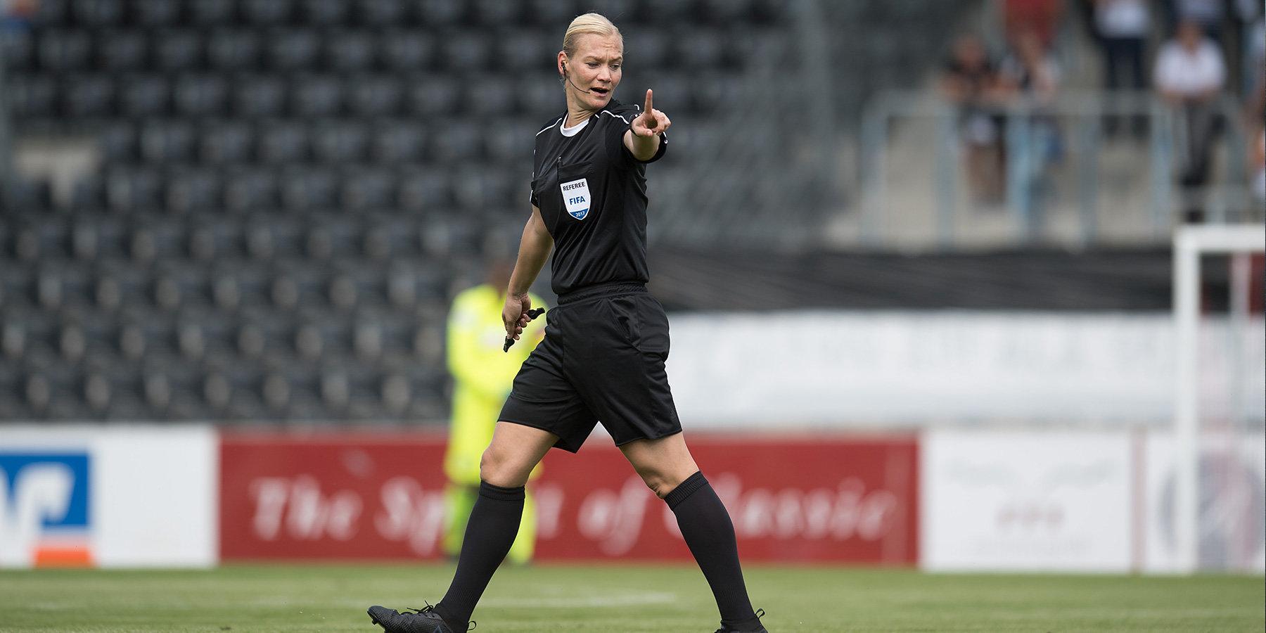 Немецкий женский футбол