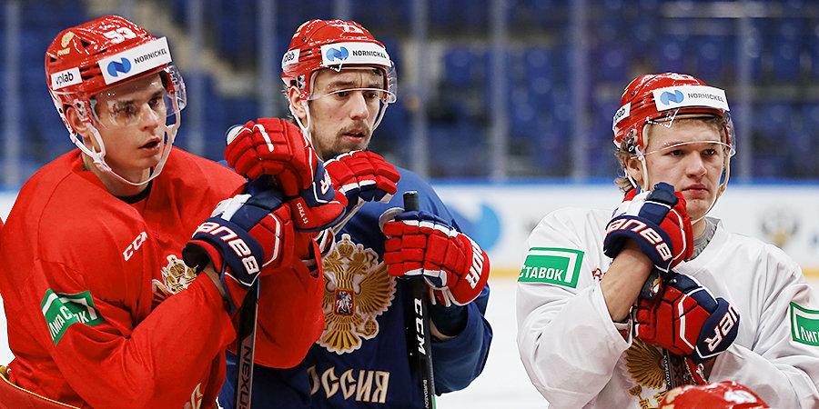 Стала известна группа сборной России по хоккею на Олимпиаде-2022
