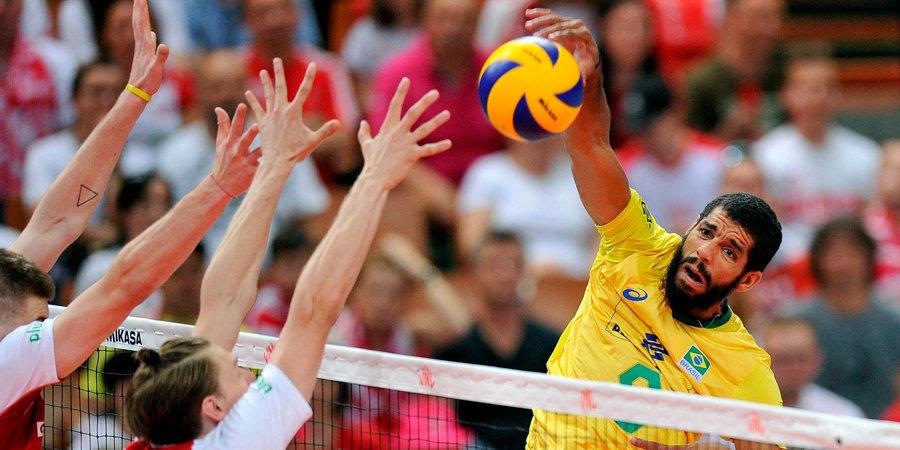 Япония обыграла Канаду, Бразилия одержала 11-ю победу кряду