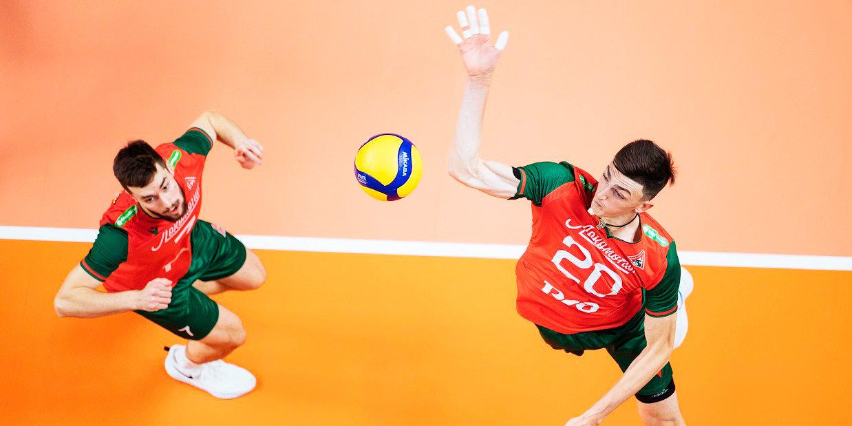 Новосибирский «Локомотив» вышел в «Финал четырех» Кубка России