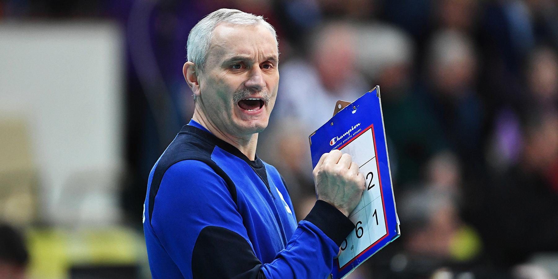 Маричев стал главным тренером «Енисея»