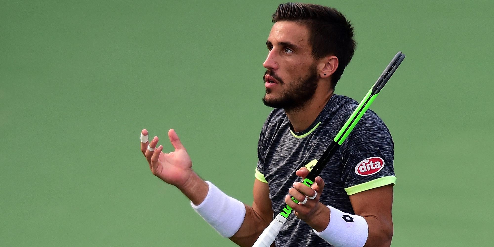 Боснийского теннисиста дисквалифицировали из-за угрозы убийством судье