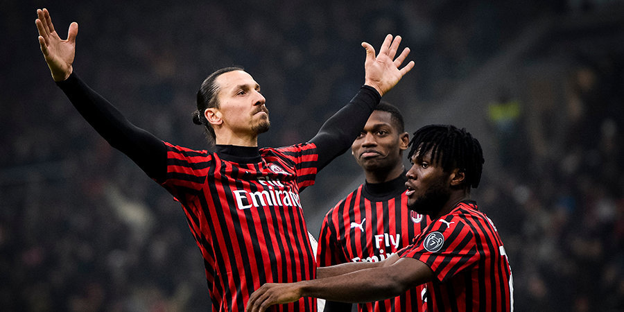 Sky Sport Italia: Игроки «Милана» сдали отрицательный тест на коронавирус