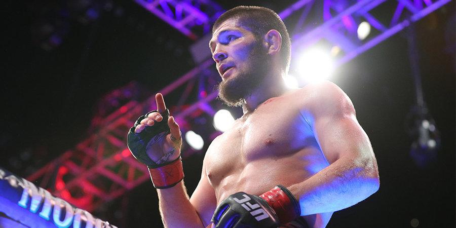 Давид Завада: «Нурмагомедов поспособствовал дебюту своего брата в UFC»