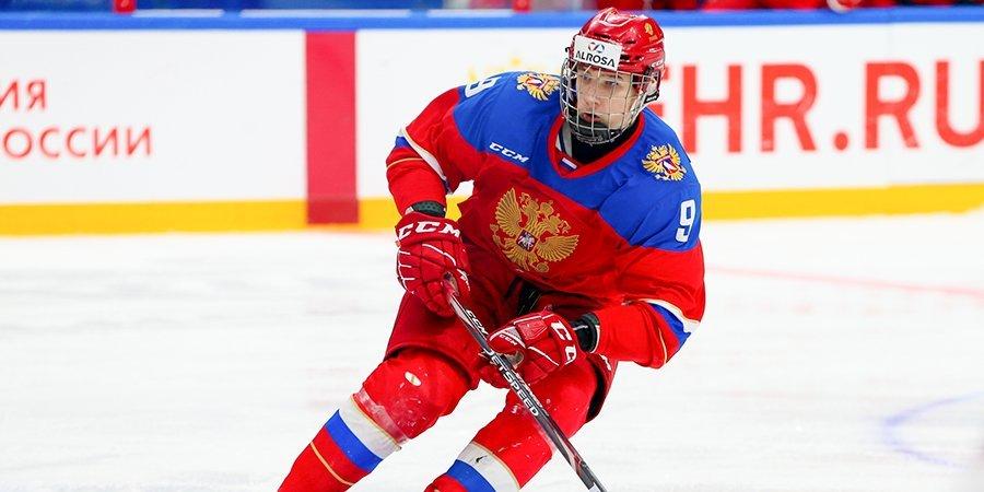 «Автомобилист» проиграл олимпийской сборной России и упустил победу на предсезонном турнире в Сочи