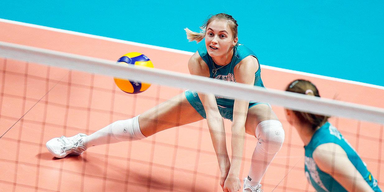 «Динамо-Ак Барс» одержало первую победу на групповом этапе ЛЧ, обыграв «Оломоуц»