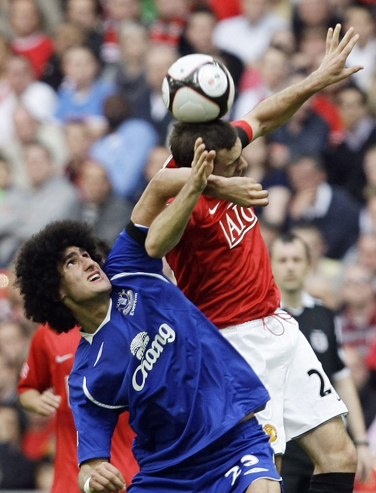 Манчестер ю. эвертон кубок англии 1 2 финала