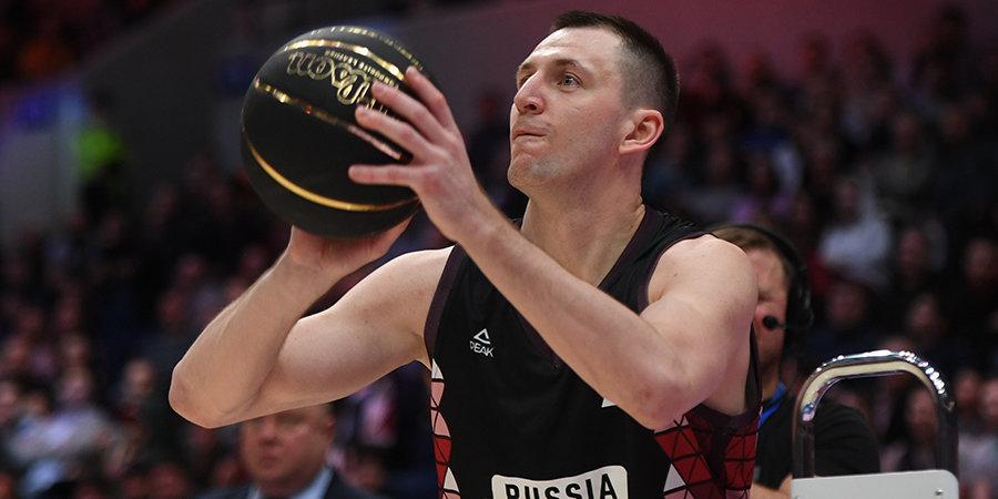 Сборная России вырвала победу у итальянцев на последних секундах благодаря «трешке» Фридзона