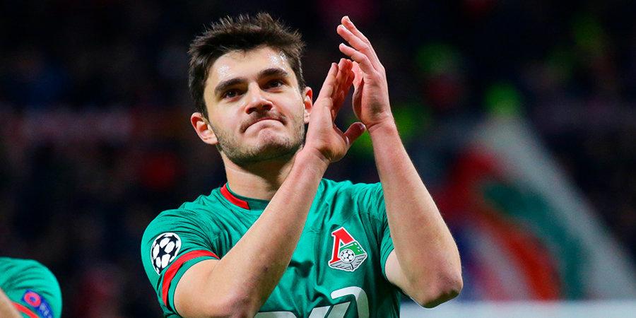Защитник «Локомотива» отреагировал на интерес «Зенита»