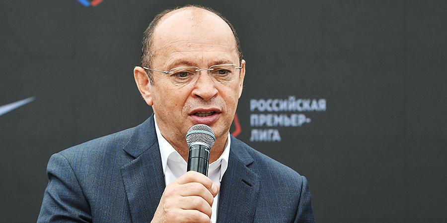 Сергей Прядкин: «Поскольку Евро-2020 перенесен, мы получили дополнительное время для продления Тинькофф РПЛ»