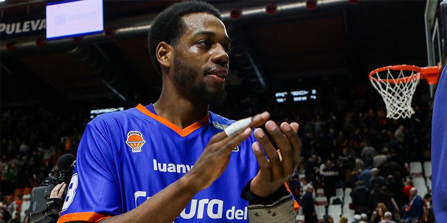 «Зенит» усилился чемпионом НБА