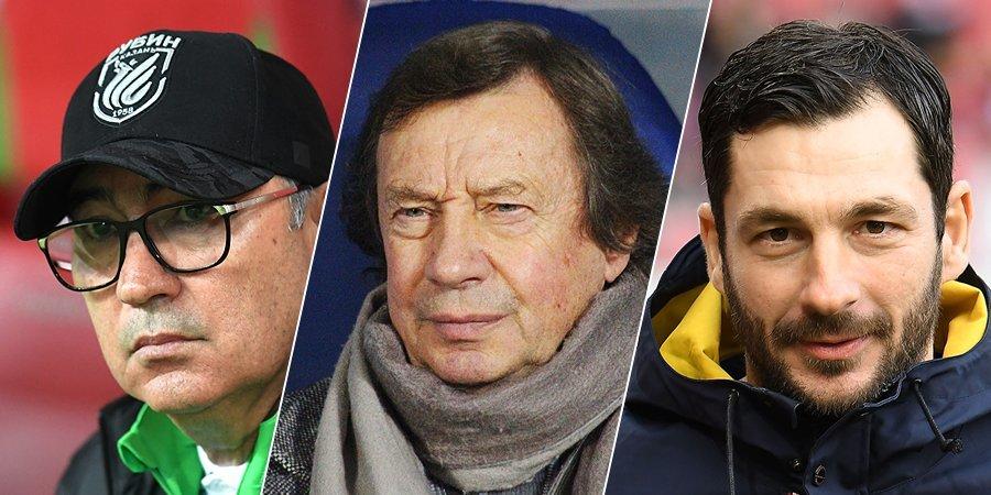 Бердыев, Сёмин или Шварц? 5 претендентов на пост главного тренера московского «Динамо»