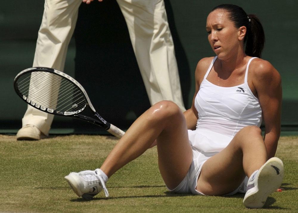 Теннис женский прям перед пикантные фотки #12
