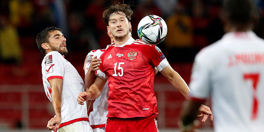 Сборная России отреагировала на незасчитанный гол Осипенко в матче с Мальтой