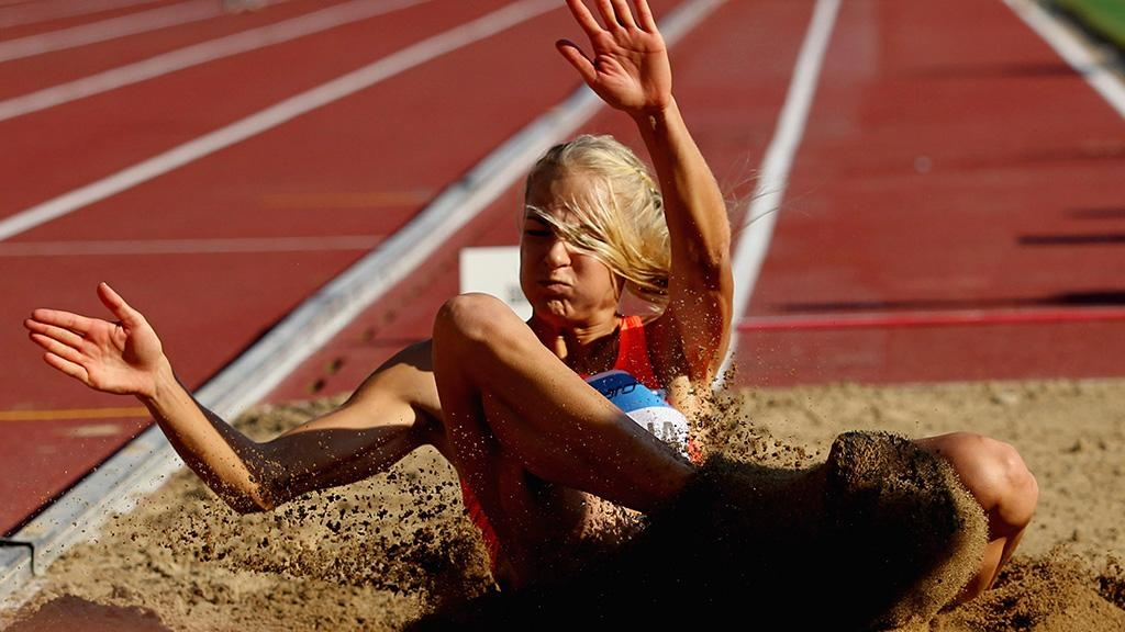 «Для первого старта результат удовлетворительный, однако могла сигануть дальше»— Дарья Клишина