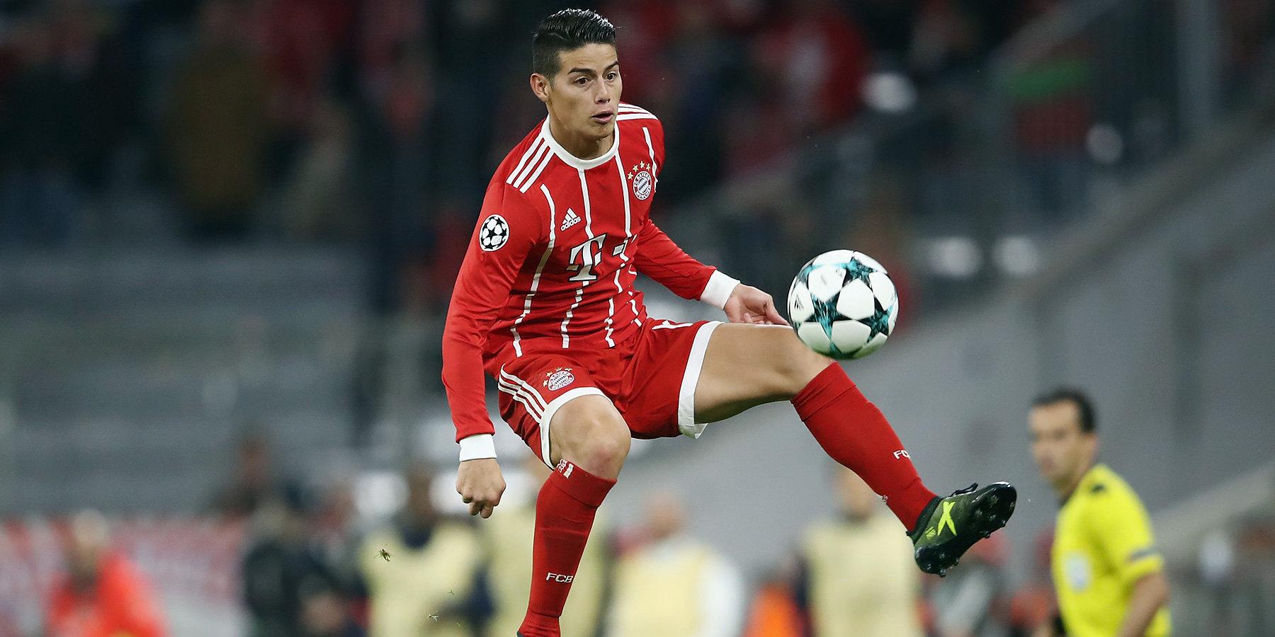 «Бавария» навыезде разгромила «Шальке»