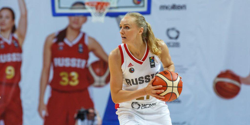 Баскетбол женская сборная россии 198