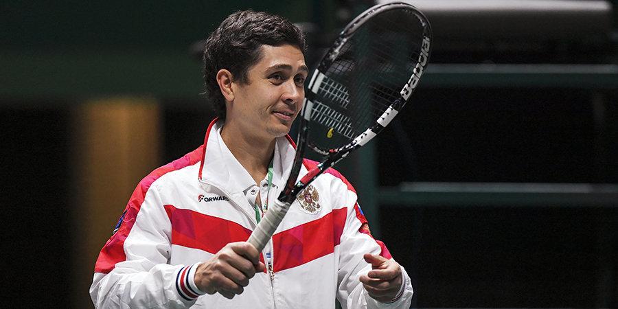 Игорь Куницын: «Большинство теннисистов в настоящий момент бедствуют»