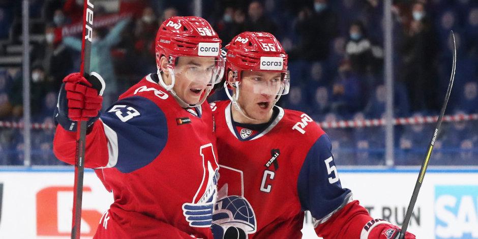 Юбилейная шайба Ткачева помогла «Локомотиву» одолеть «Северсталь»