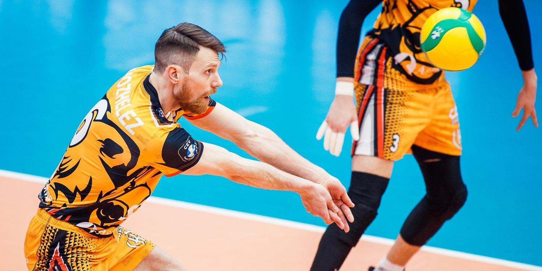 «Кузбасс» из Кемерово вышел в полуфинал Лиги чемпионов