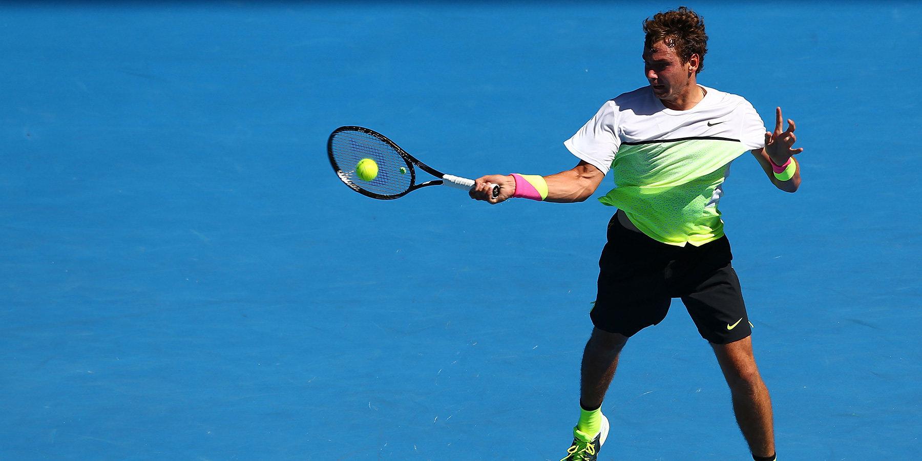 Роман Сафиуллин — после первой победы на турнире ATP: «Нужно прогрессировать, чтобы попасть в топ-100»