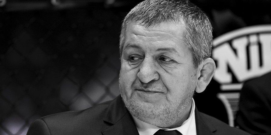Олег Матыцин: «Хочу пожелать семье Абдулманапа Магомедовича мужества и стойкости, чтобы перенести эту тяжелую утрату»