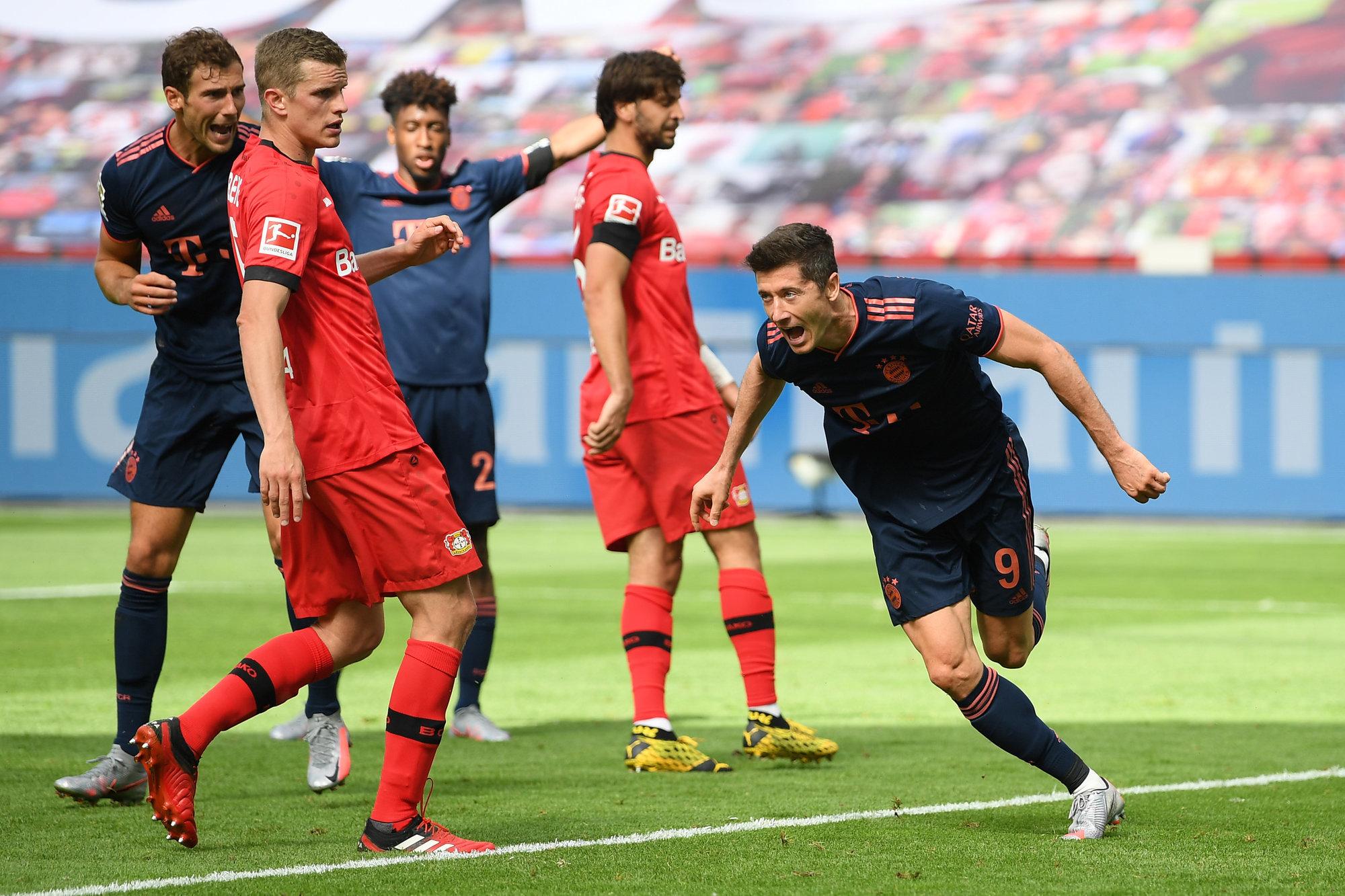 Палачи против неудачников. Чего ждать от финала кубка Германии?
