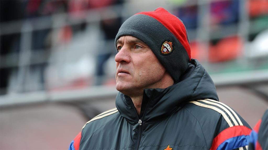 Экс-тренер сборной Российской Федерации  сманивает вАнглию лидера «Динамо»