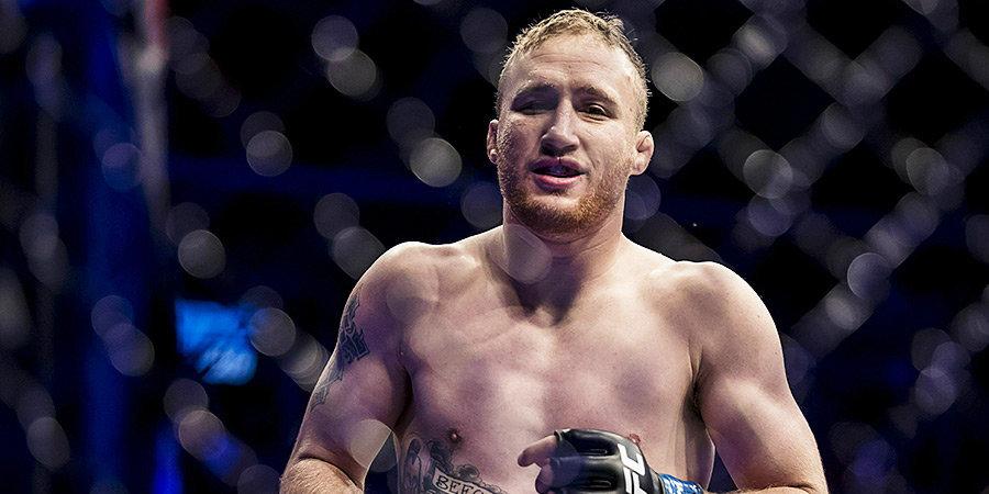 Президент UFC назвал следующего соперника Гэтжи