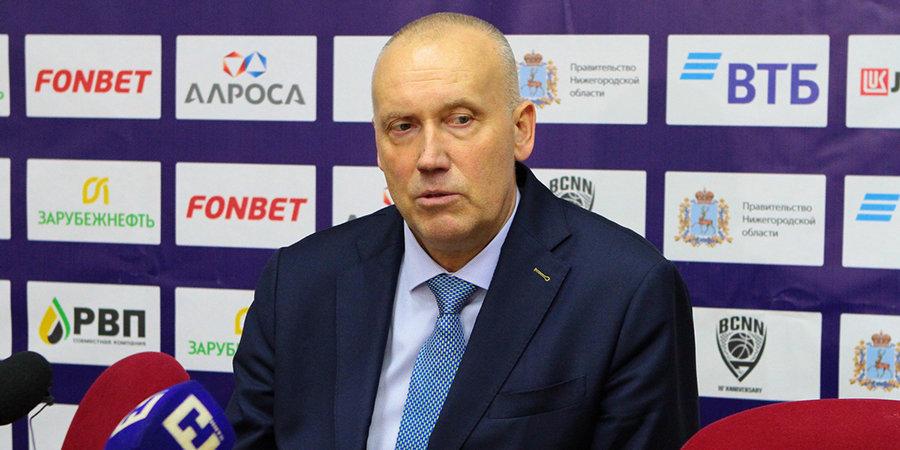 Римас Куртинайтис: «Если Евролигу решат доиграть, уровень будет низкий. Матчи будут заканчиваться со счетом 45:40»