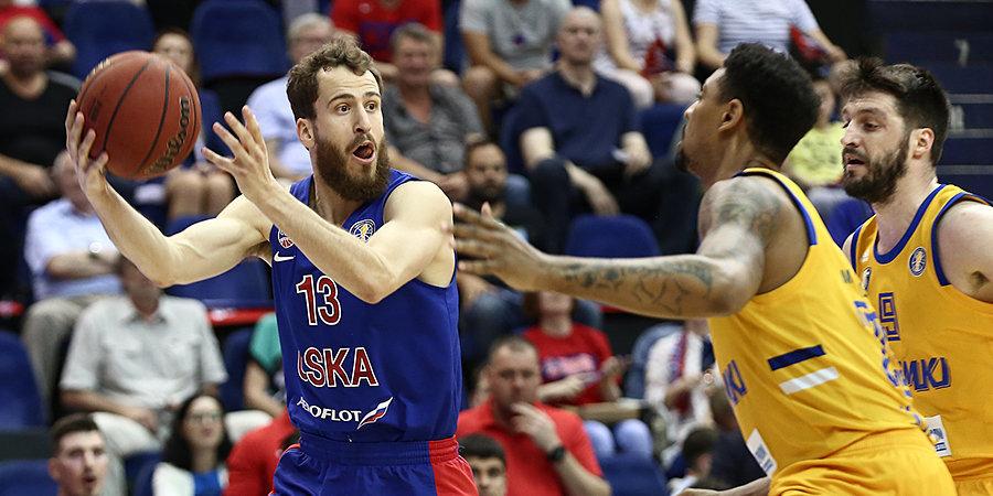 ЦСКА стал первой командой, набравшей 100 очков в финальном матче Единой лиги