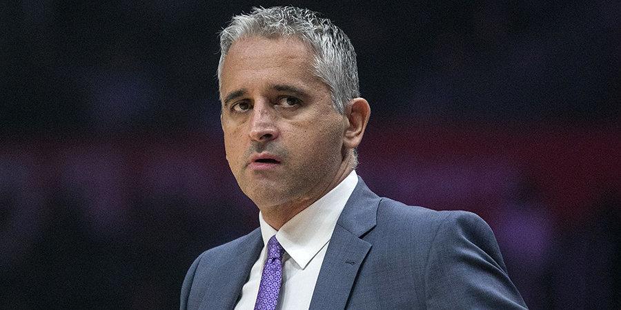 Кокошков отправлен в отставку с поста главного тренера сборной Сербии