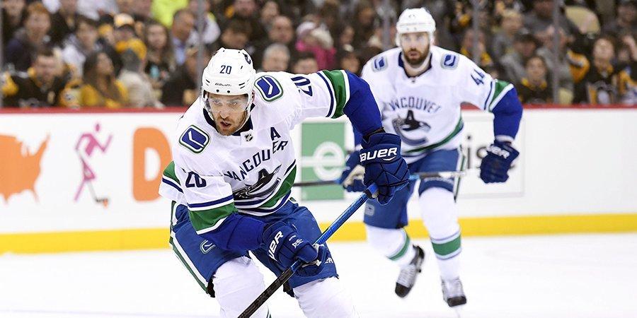 НХЛ перенесла начало плей-офф из-за вспышки коронавируса в «Ванкувере»