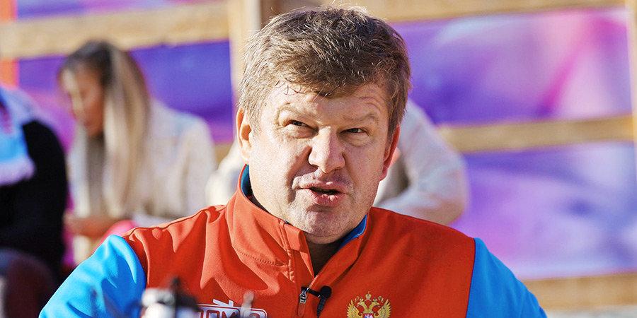 Дмитрий Губерниев: «Бердыев в сборной? Не считаю его идеальной кандидатурой, но готов помогать»