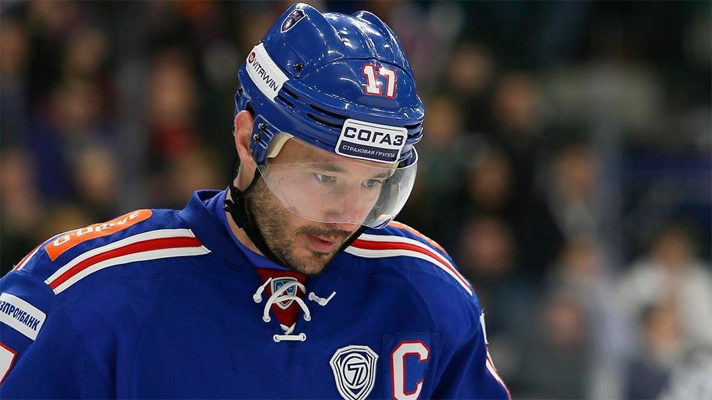 СКА уступил минскому «Динамо», отыграв 4 шайбы