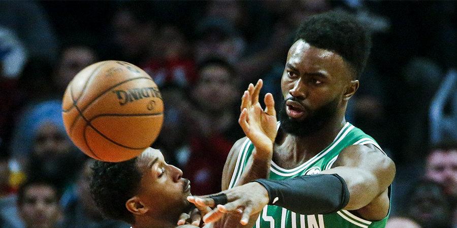 Ингрэм и Браун признаны игроками недели в НБА
