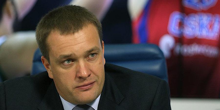 Андрей Ватутин — об уходе Воронцевича: «Это было очень сложное и долгое решение»