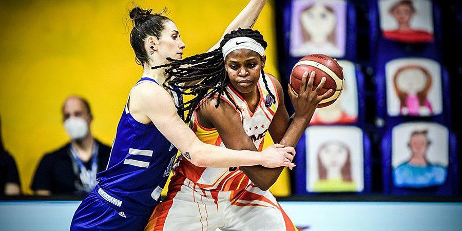 Баскетболистки УГМК выиграли чемпионат России