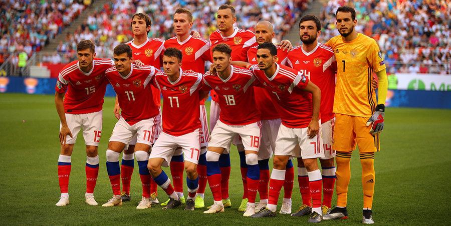 Поставьте оценки игрокам сборной России за матч с Кипром!