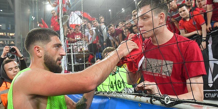 «Спартак» не зря поссорился из-за него с «Краснодаром». Жиго оставил ЦСКА без очков