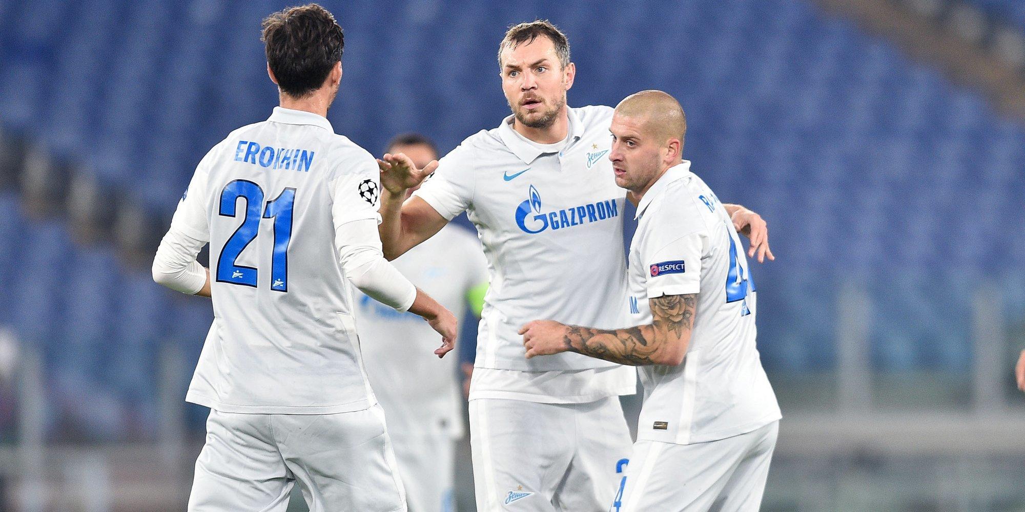 «Зенит» не проигрывает московским клубам дома на протяжении 15 матчей. Это самая длительная серия в истории петербуржцев
