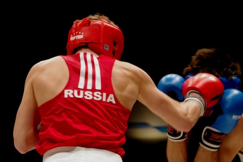 Бокс русских картинки