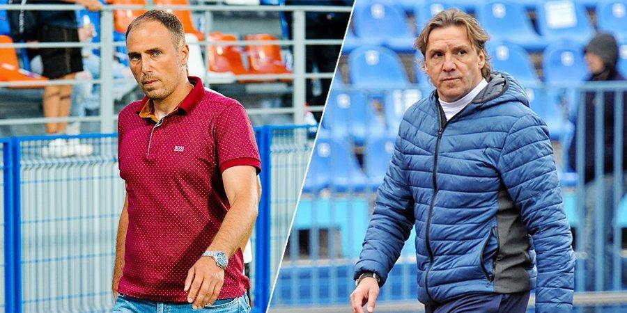 Юран бросает вызов, экс-партнер Клоппа держит ответ за Кержакова. ФНЛ набирает ход