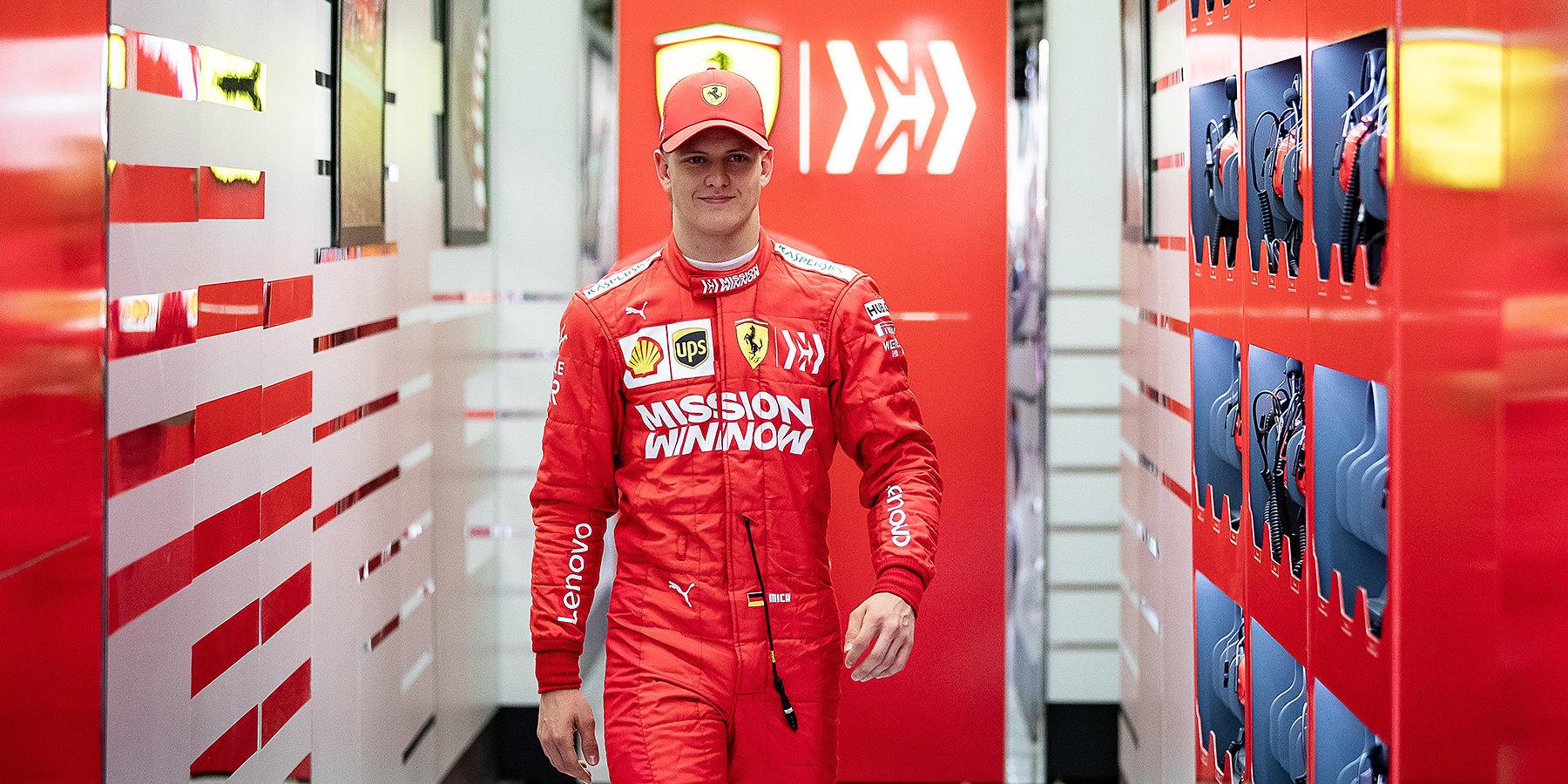 Мик Шумахер: «Я готов к «Формуле-1»