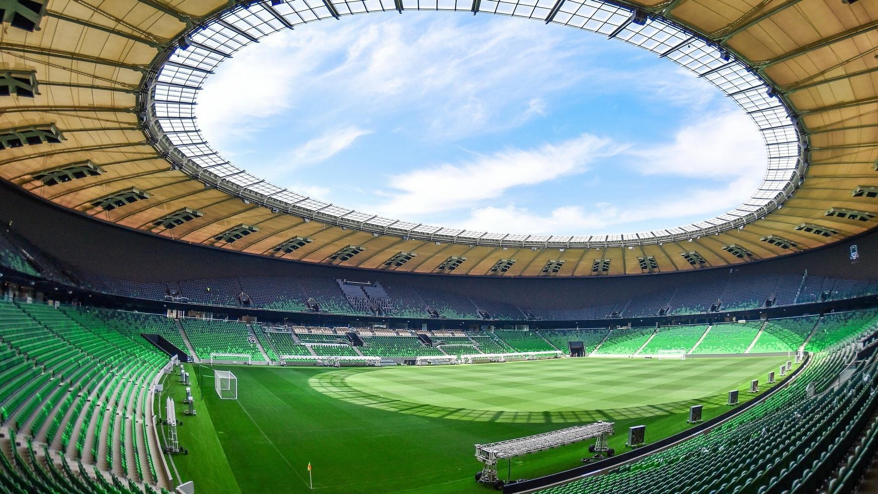 краснодар стадион фото