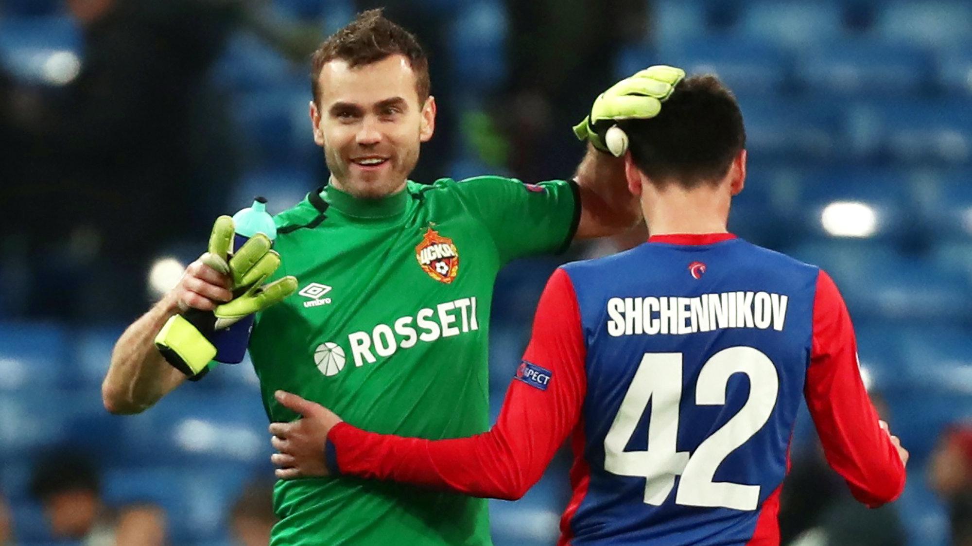Щенников составил свою команду мечты