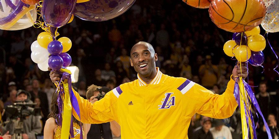 Церемония введения Брайанта в Зал славы баскетбола перенесена на 2021 год