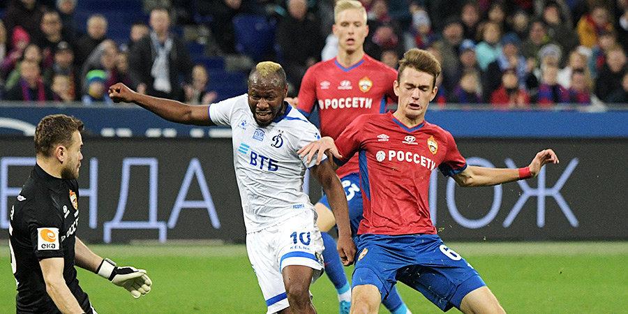 Агент Игбуна прокомментировал слухи об уходе игрока из «Динамо»