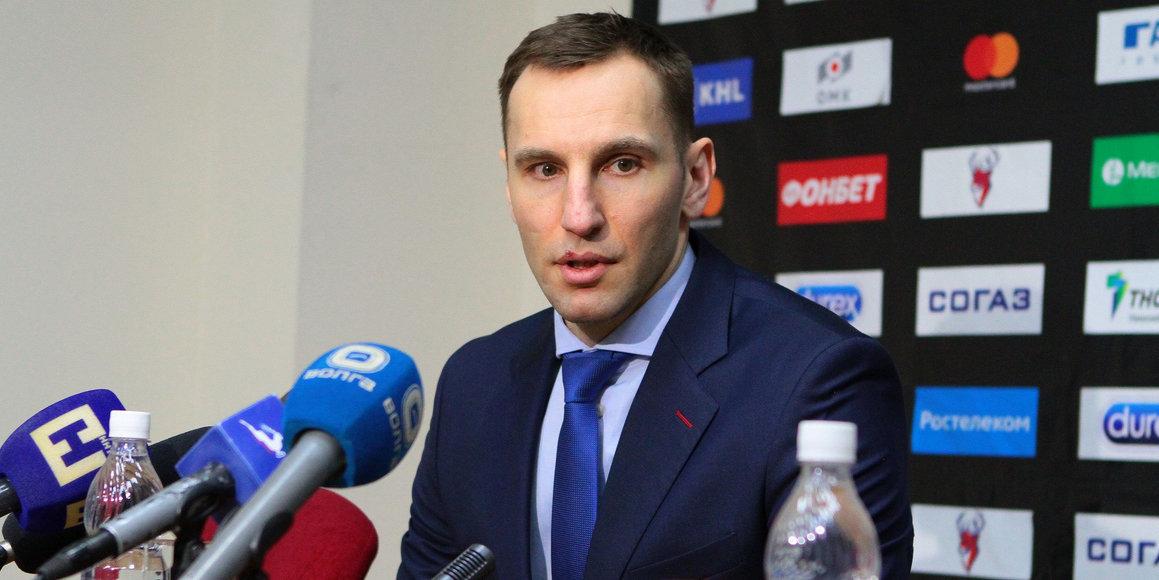 Гендиректор «Торпедо»: «Немировски продолжит тренировать команду, это не обсуждается»
