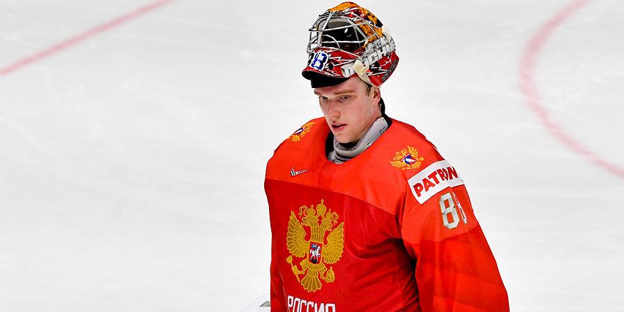 «Это хорошие новости для российской школы хоккея». Василевский — о российских голкиперах в НХЛ